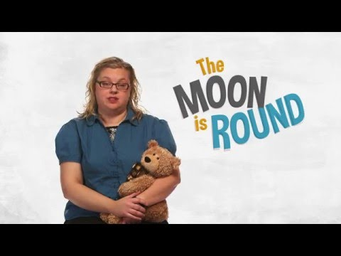 Rhymes for Babies - The Moon is Round